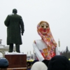 Ленин и Масленица
