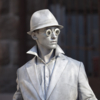 Статуя мужская
