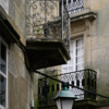 Балконный уголок