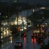 Вечером ,после дождя....