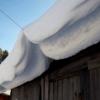 Покрывало снежное.
