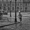 Побег от дождя