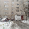 Вот такая она - зима!