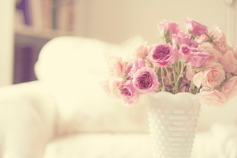Открытки нежные цветы с днем рождения, днем свадьбы дочери