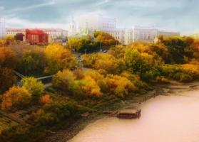 Город мой