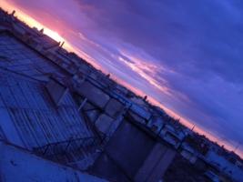 Под небом голубым... (с) БГ