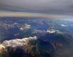 Паря над Альпами
