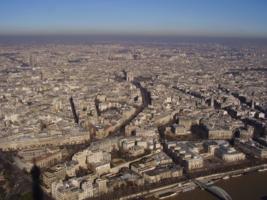 Париж в ожидании весны