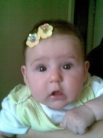 Лизанька - 6 месяцев