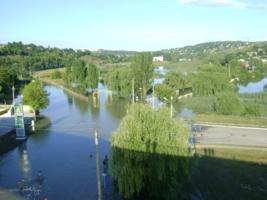 взгляд на наводнение