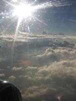 Чуть выше горизонта