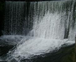 Абхазия. Новый Афон. Водопад