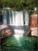 Абхазия, водопад....1