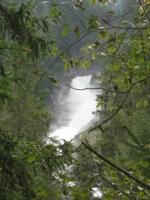 Нижняя ступень Водопада Криммл