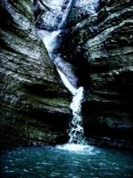 Холодный водопад