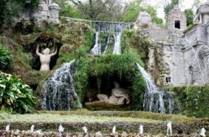 Водопады виллы Д-Эсте
