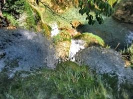 Плитвецкие озёра. Хорватия