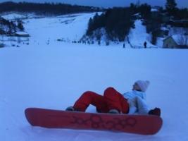 )))зима