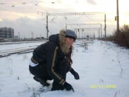 Первый снег!!