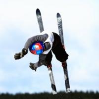 Пилотаж на лыжах