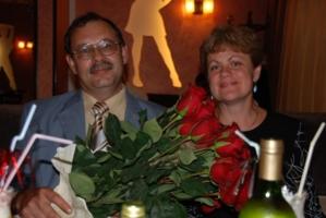 25 роз за 25 лет семейной жизни!