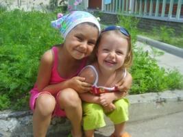 Мої улюблені дочечки!!!