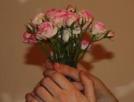 Прикосновение любви