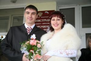 Самой прекрасной в день свадьбы
