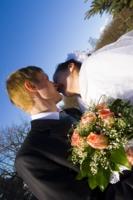 Свадебный букет для жены!