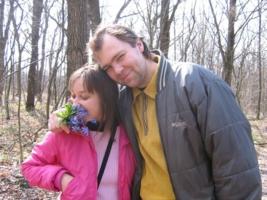 цветы для дочечки в животике