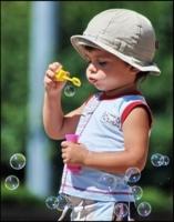 Пуская пузыри
