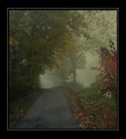 "Миниатюра ""Осеннее утро"""
