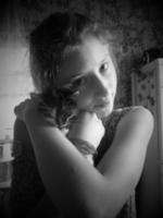 ...котенок мой...