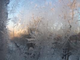 Дыхание зимы...