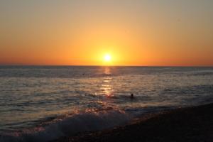 Жёлтое солнце Крыма