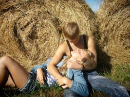 Запах сена и любви