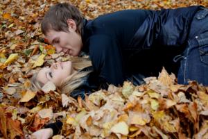 И была осень...и были вместе...
