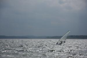 ветер - главное для этого спорта