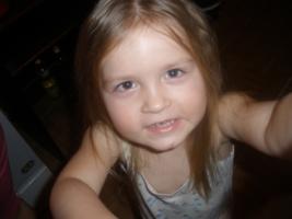 глаза моей дочурки