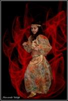 Огненный танец Востока...