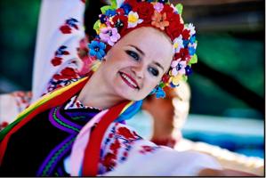 Вихрь украинского танца