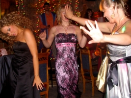 Выпускные танцы
