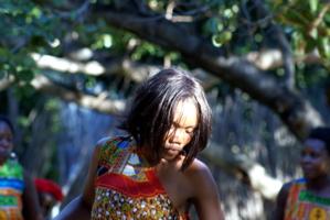 покорность в танце (Замбия)