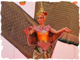 Тайландский танец