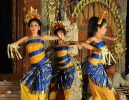балийский танец
