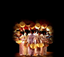 Вьетнамский народный танец