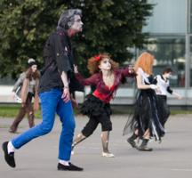 Зомби dance