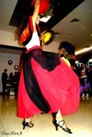 А я такая танцую
