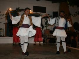 Критский танец