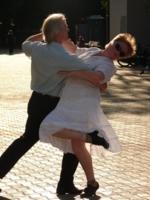 танго-танец страсти